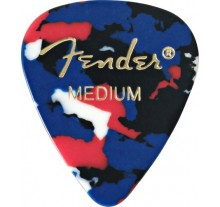 ΠΕΝΕΣ  FENDER 351 CLASSIC CELLULOID MEDIUM ΜΕΣΑΙΑ CONFETTI