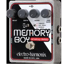 ΠΕΤΑΛ ELECTRO-HARMONIX MEMORY BOY ANALOG DELAY-VIBRATO-CHORUS