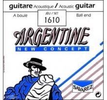 ΧΟΡΔΕΣ ΣΕΤ ΑΚΟΥΣΤΙΚΗΣ  SAVAREZ ARGENTINE 1610  010    Gypsy Guitar