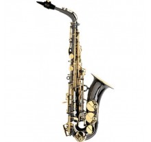 ΣΑΞΟΦΩΝΟ TREVOR JAMES 3722BK  ALTO BLACK NICKEL