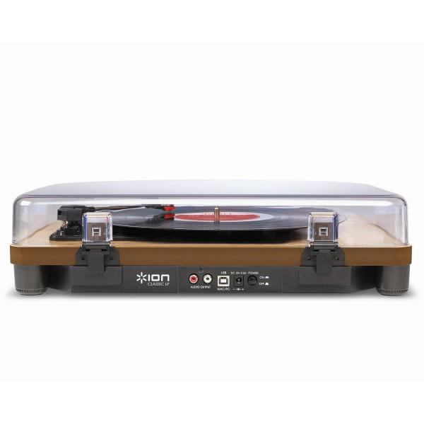ΠΙΚΑΠ ION WOOD CLASSIC LP USB BELT DRIVE