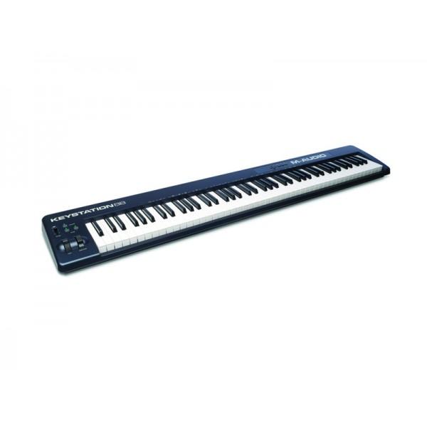 MIDI KEYBOARD CONTROLLER M-AUDIO KEYSTATION 88 MKII