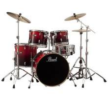DRUM SET PEARL VISION VBL-905 RUBY FADE 20''