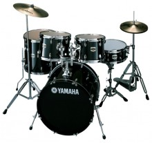 DRUM SET  YAMAHA Gigmaker GM-2F5 Black Glitter 22''
