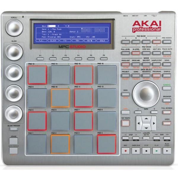CONTROLLER PRODUCTION AKAI MPC-STUDIO