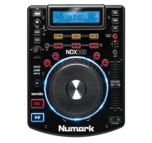 CD PLAYER NUMARK NDX-500