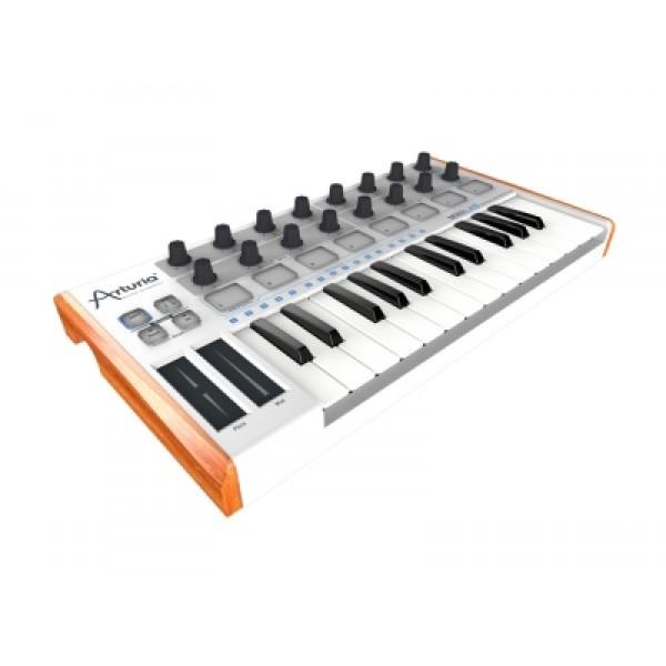 MIDI KEYBOARD CONTROLLER  ARTURIA  MiniLab MKII  25 ΠΛΗΚΤΡΑ