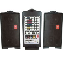 FENDER PASSPORT PD-250 Portable PA System ΜΕΤΑΧΕΙΡΙΣΜΕΝΟ