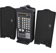 FENDER PASSPORT PD-250 Portable PA System USED