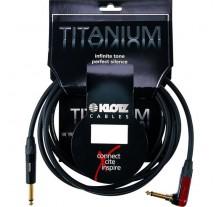 ΚΑΛΩΔΙΟ ΚΙΘΑΡΑΣ KLOTZ TITANIUM TIR 0600 PCP BLACK 6m