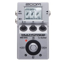 GUITAR EFFECTS ZOOM MS-50G