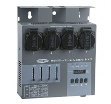 DIMMER Multidim Local Control 4Ch DMX