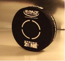 PRACTICE PAD E-PAD Strike Zone ΓΙΑ ΕΞΑΣΚΗΣΗ ΣΤΟ ΠΟΔΙ