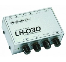 ΕΠΕΞΕΡΓΑΣΤΗΣ OMNITRONIC LH-030 Monitor Headphone Amplifier
