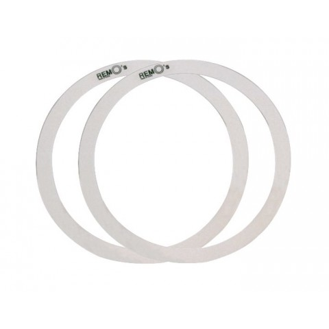MUFFLE REMO  RING 14''