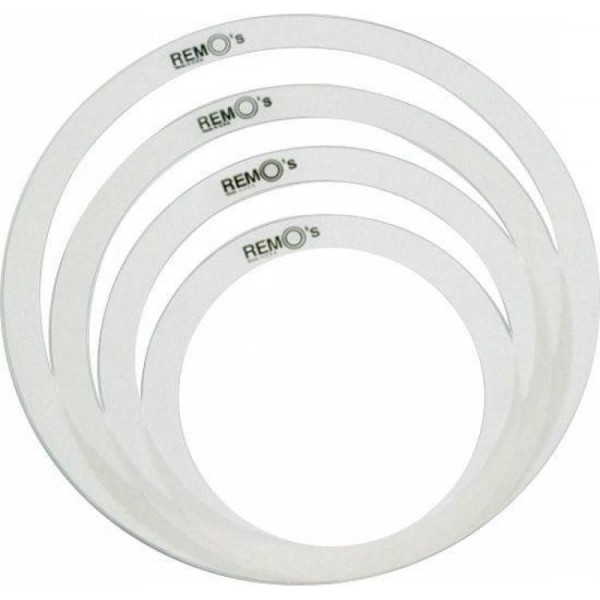 MUFFLE REMO RING 0346 SET 10''-12''-14''-16''