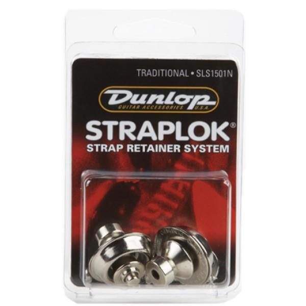 STRAPLOCK DUNLOP SLS1503 BLACK