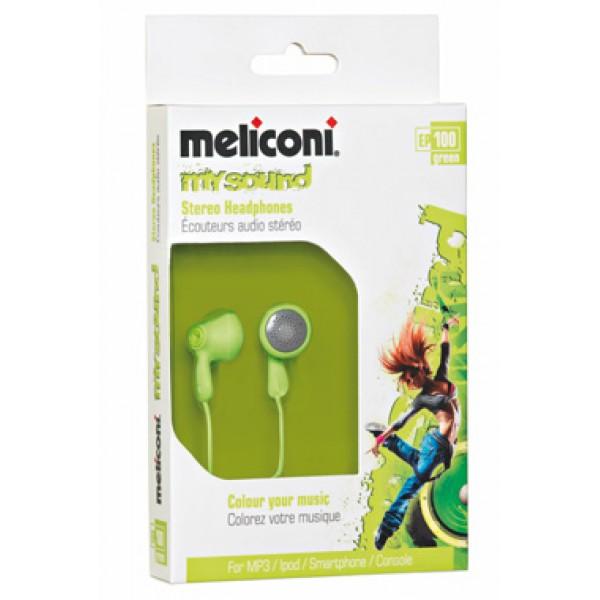 ΑΚΟΥΣΤΙΚΑ   MELICONI EP100 GREEN
