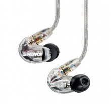 ΑΚΟΥΣΤΙΚΑ IN EAR MONITOR SHURE SE-215