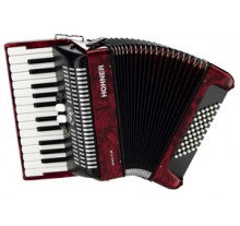 ΑΚΟΡΝΤΕΟΝ  HOHNER  Bravo48 RED - BLACK