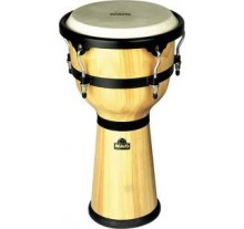 DJEMBE NINO 10'' BROWN