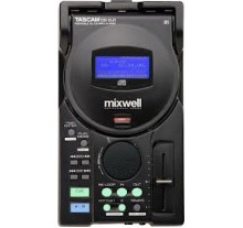 CD/MP3 PLAYER TASCAM CD-DJ1
