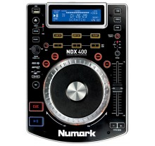 CD/MP3 PLAYER NUMARK NDX-400