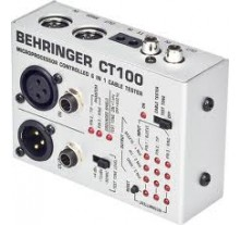 CABLE TESTER BEHRINGER CT-100