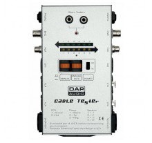 CABLE TESTER DAP AUDIO D1907