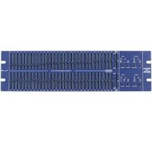 ΕΠΕΞΕΡΓΑΣΤΗΣ ALTO EQU-231TWIN  ANALOG GRAPHIC EQUALIZER