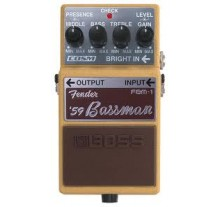 ΠΕΤΑΛ BOSS FBM-1 59 BASSMAN LEGEND SERIES