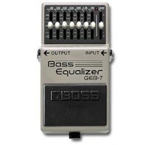 ΠΕΤΑΛ BOSS GEB-7 BASS EQUALIZER