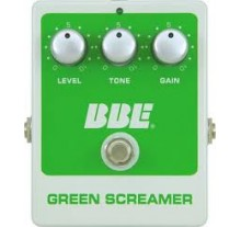 ΠΕΤΑΛ  BBE GREEN SCREAMER Overdrive