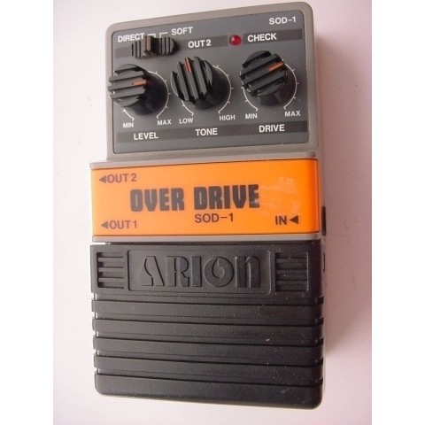 ΠΕΤΑΛ  ARION SOD-1 Overdrive