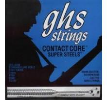 ΧΟΡΔΕΣ ΣΕΤ ΜΠΑΣΟΥ  GHS CONTACT CORE SUPER STEEL L5200 40-100