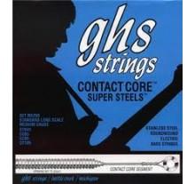 ΧΟΡΔΕΣ ΣΕΤ ΜΠΑΣΟΥ  GHS CONTACT CORE SUPER STEEL M5200 45-105